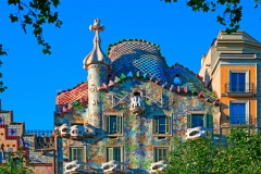 Casa Battlo, Barcelona - Spain