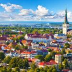 Tallin Estonian City